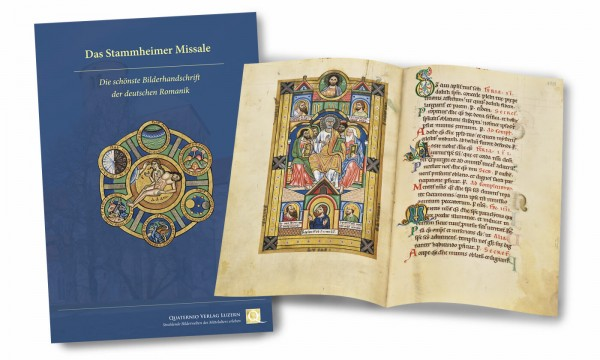 Das Stammheimer Missale - Faksimilemappe