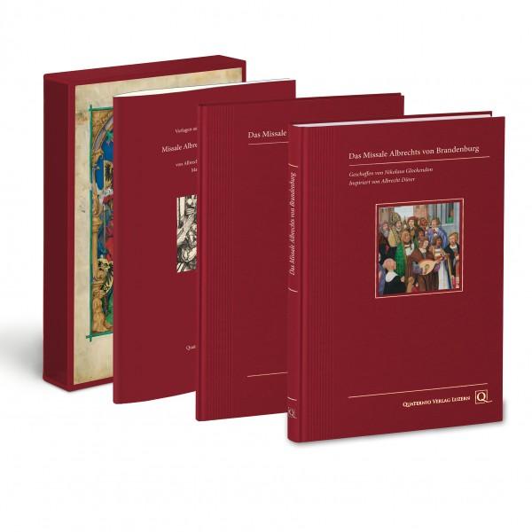 Das Missale Albrechts von Brandenburg - Kunstbuch