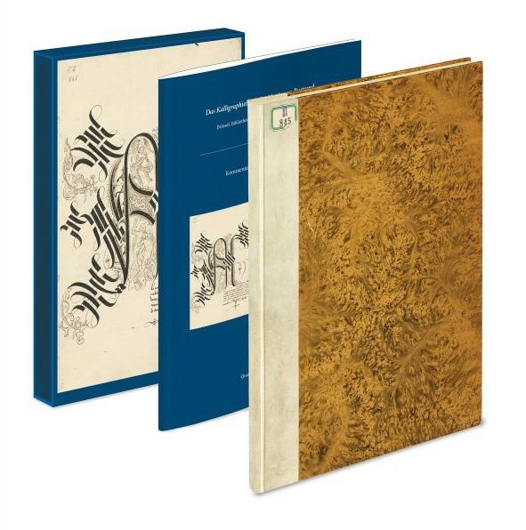 Das Kalligraphiebuch der Maria von Burgund - Kunstbuch