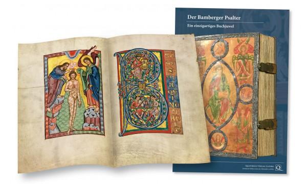 Der Bamberger Psalter - Faksimilemappe