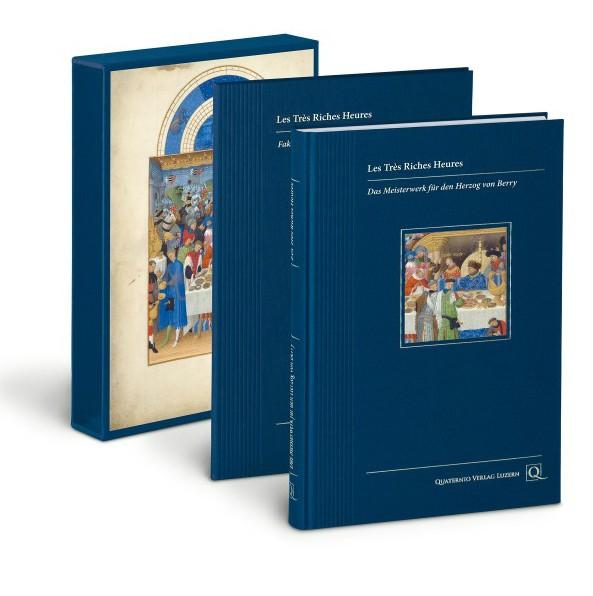 Les Très Riches Heures - Kunstbuch