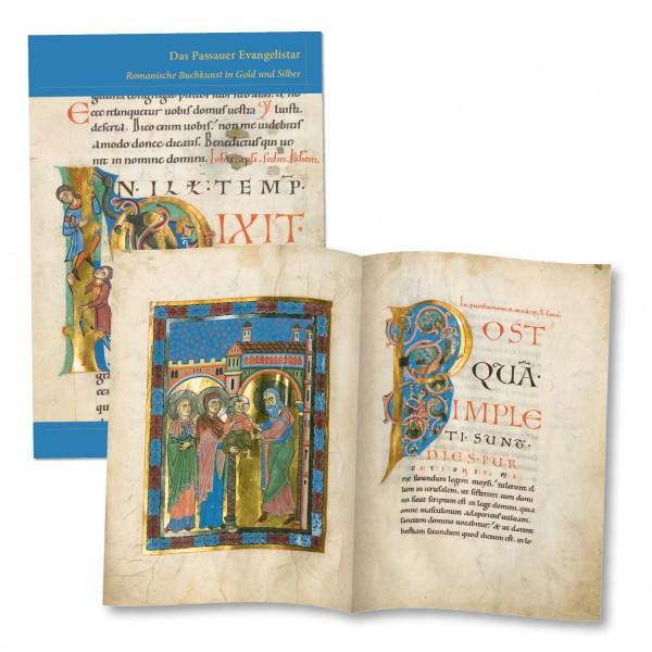 Das Passauer Evangelistar - Faksimilemappe