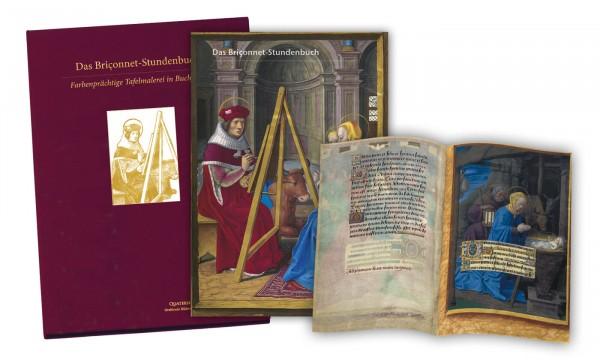 Das Briçonnet-Stundenbuch - Faksimilemappe