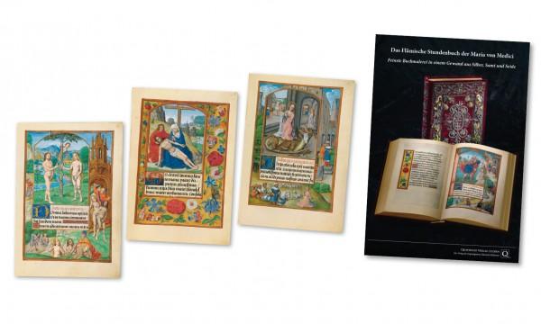 Das Stundenbuch der Maria von Medici - Faksimilemappe